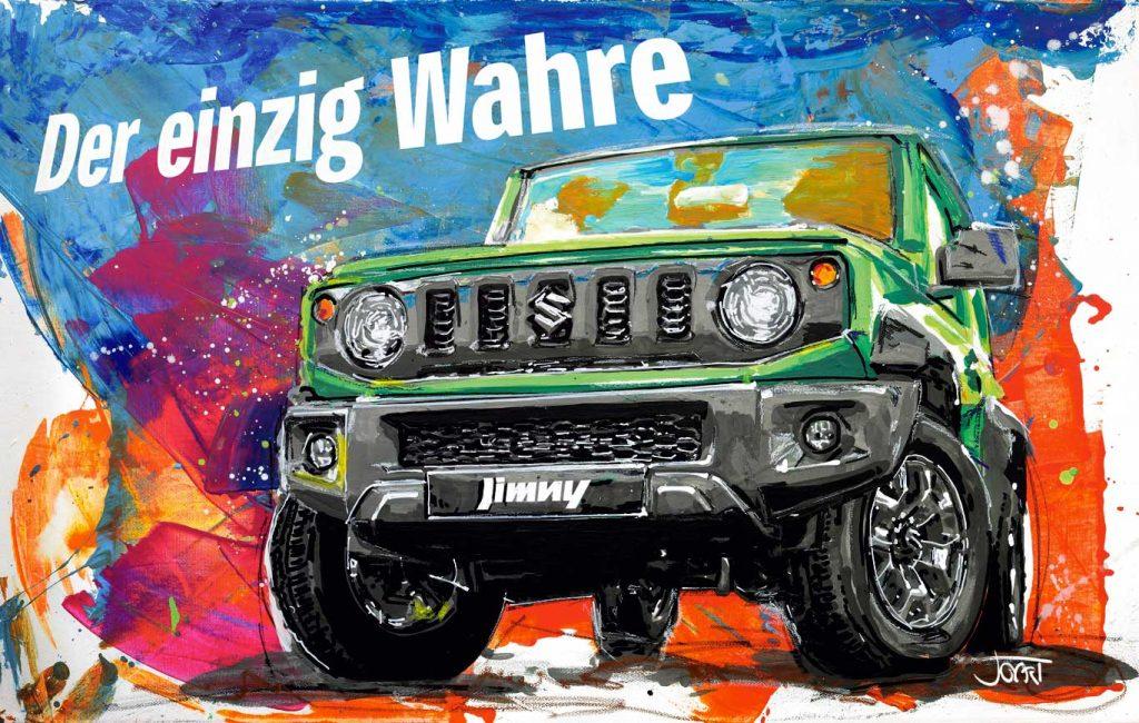 Suzuki / Vienna Autoshow 2019